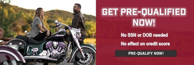 Get Pre-Qualified Now at Indian Motorcycle of Mineola