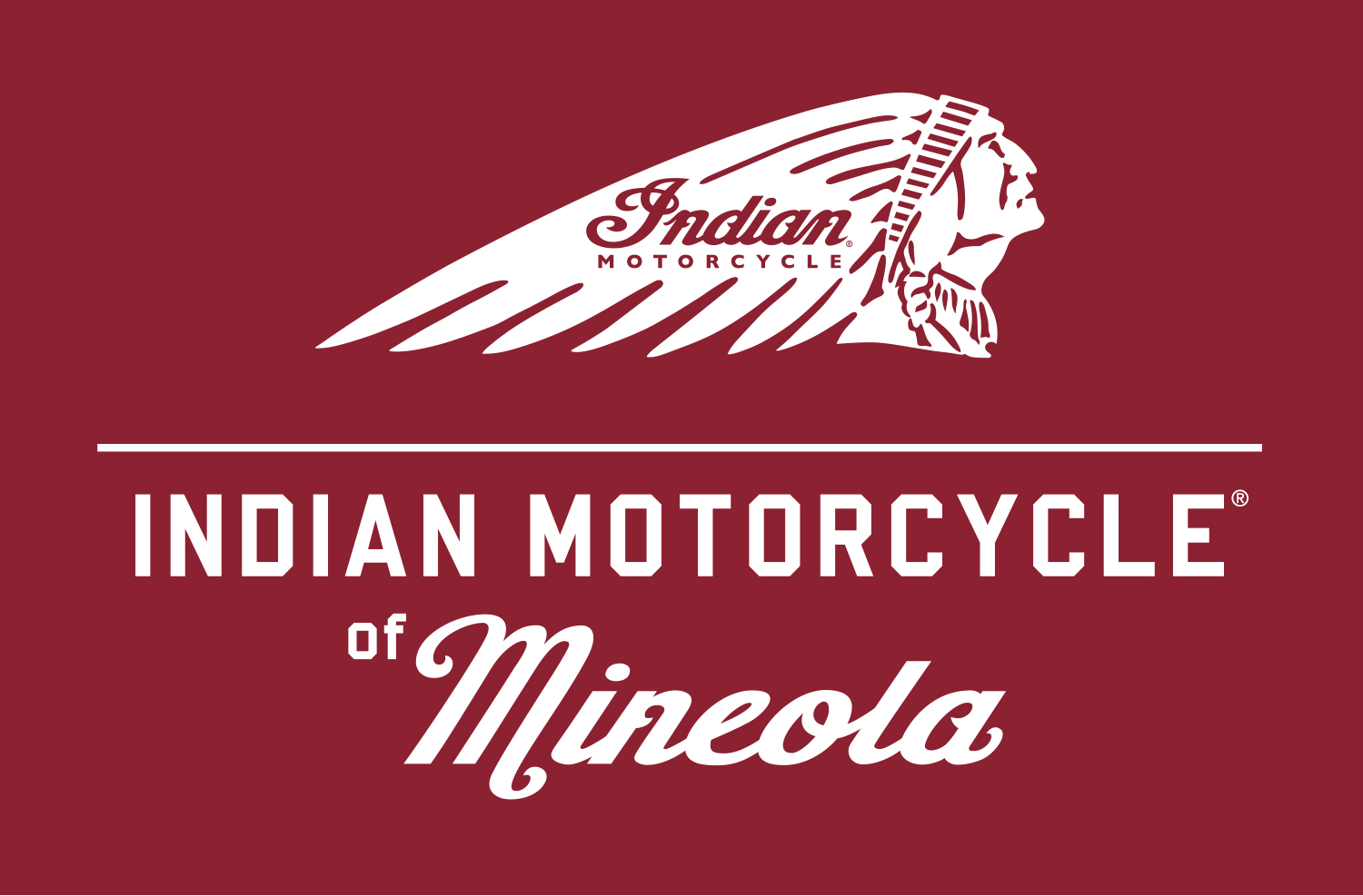 Indian Motorcycle of Mineola is located in Mineola, NY | New and Used Inventory for Sale | Indian Motorcycles and more!